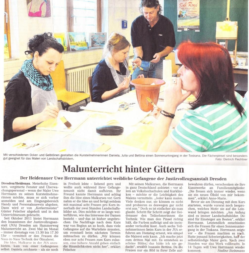 Zeitung vom 01.03.2012