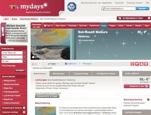 mydays - Schnuppermalkurs