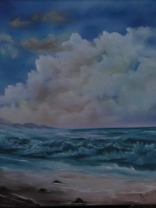 K1600_Stürmisches Meer